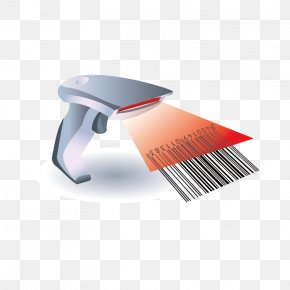 Infrared Barcode Scanner - Barcode Reader Vexel PNG