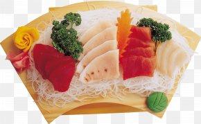 Japanese Cuisine - Sashimi Japanese Cuisine Sushi Makizushi PNG