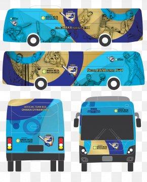 Brand Creative - Bus Brand Vehicle PNG