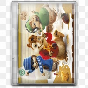 Alvin And The Chipmunks V6 - Dog Like Mammal Toy Carnivoran PNG