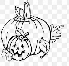 Thanksgiving Clipart - Pumpkin Pie Drawing Clip Art PNG