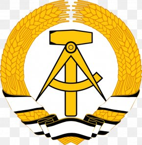 Uprising Of 1953 In East Germany National Emblem Of East Germany Coat Of Arms PNG