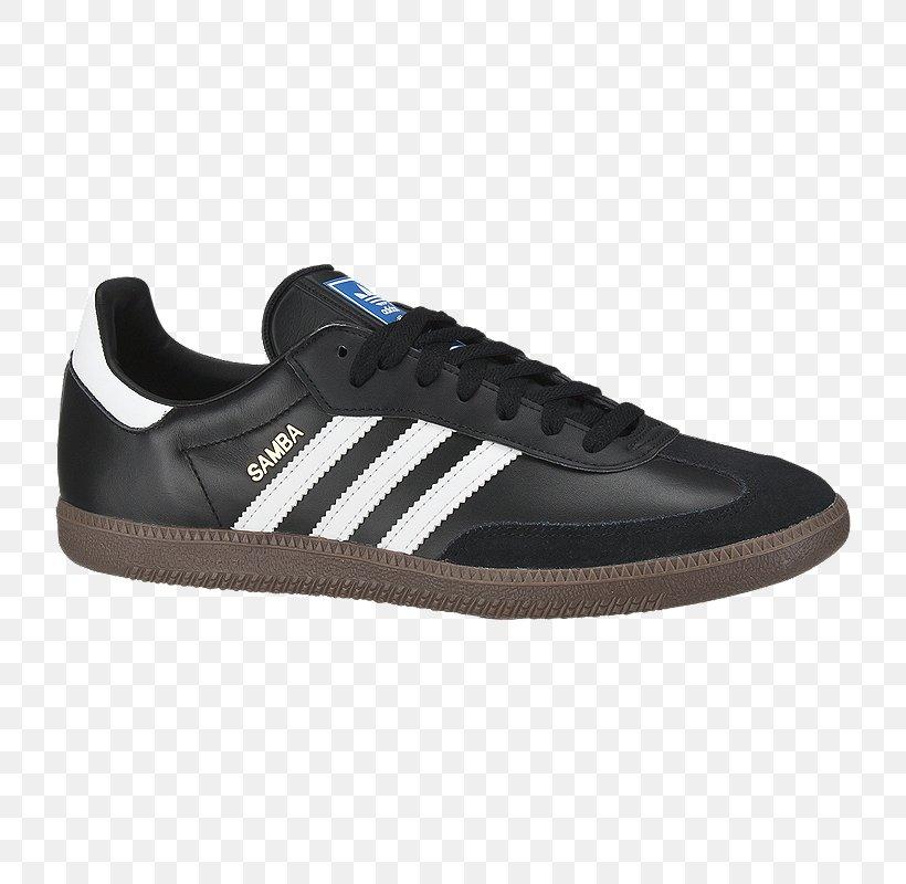 Black//White//Black Soccer Shoe Adidas Mens SAMBA CLASSIC