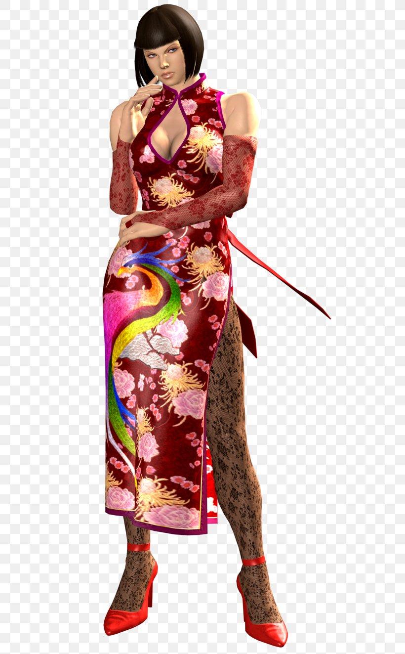 Tekken 5 Tekken 7 Tekken 6 Anna Williams Png 604x1323px Tekken 5 Anna Williams Bob Character