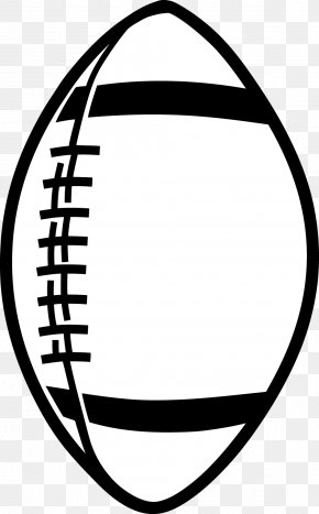 Football Heart Cliparts - American Football Football Player Black And White Clip Art PNG