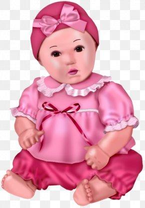 Pink Doll - Doll Pink Gratis PNG
