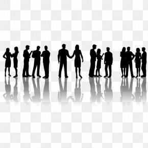Professional People Silhouettes - Silhouette Professional Employment PNG