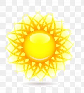 Sun - Euclidean Vector Energy PNG