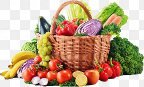 Vegetable - Fruit Food Gift Baskets Vegetable Clip Art PNG