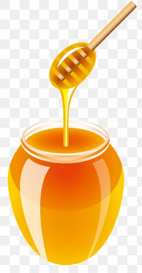 Vector Honey - Honey Bee Honey Bee Euclidean Vector PNG
