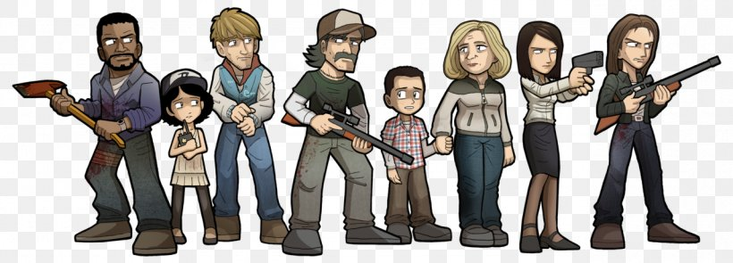 The Walking Dead A New Frontier Clementine Lee Everret The