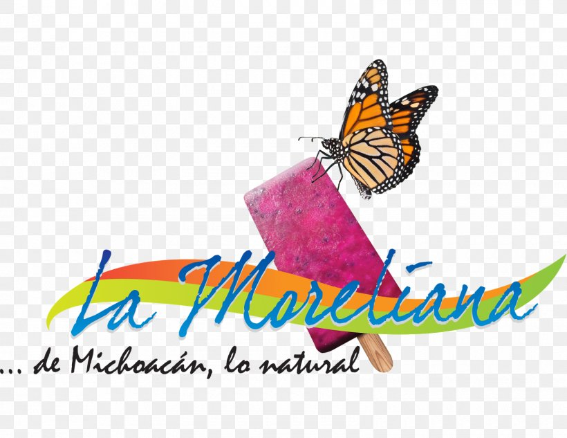 Logo Ice Cream José Matías Delgado University Graphic Design, PNG, 1600x1237px, Logo, Artwork, Brand, Butterfly, Empresa Download Free