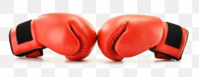 Real Boxing Gloves - Boxing Glove Fist PNG