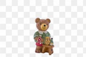 Riding The Brown Bear - Brown Bear Sun Bear Honey PNG