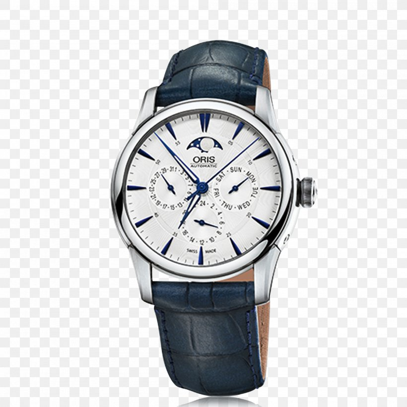 Oris Complication Automatic Watch Movement, PNG, 2000x2000px, Oris, Automatic Watch, Bracelet, Brand, Bucherer Group Download Free