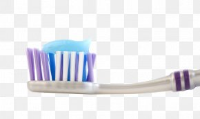 Commodity Toothbrush - Coffee Toothbrush Crown Toothpaste PNG