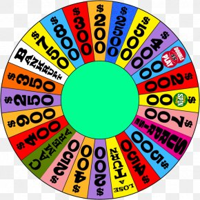 Wheel Of Fortune 2 - Wheel Drawing DeviantArt PNG