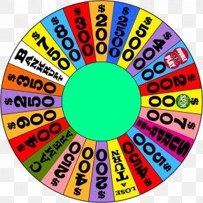 Wheel Of Fortune 2 - Wheel Drawing DeviantArt PNG