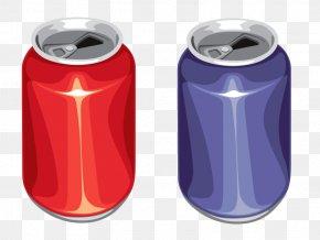 Aluminum Cans - Aluminium Aluminum Can Beverage Can Metal PNG
