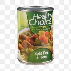 Ham - Vegetarian Cuisine Clam Chowder Pea Soup Condiment New England PNG