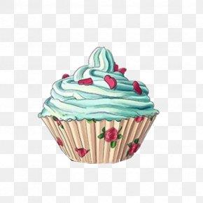 Cake - Cupcake Muffin Birthday Cake Bakery Drawing PNG