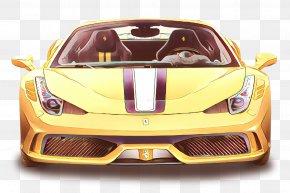 Ferrari 458 Sports Car - Land Vehicle Vehicle Car Supercar Sports Car PNG