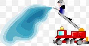 Firefighter - Fire Engine Firefighter Clip Art PNG