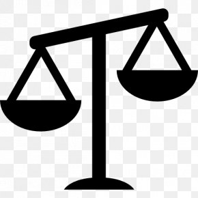 Weight Scale - Measuring Scales Lady Justice Clip Art PNG