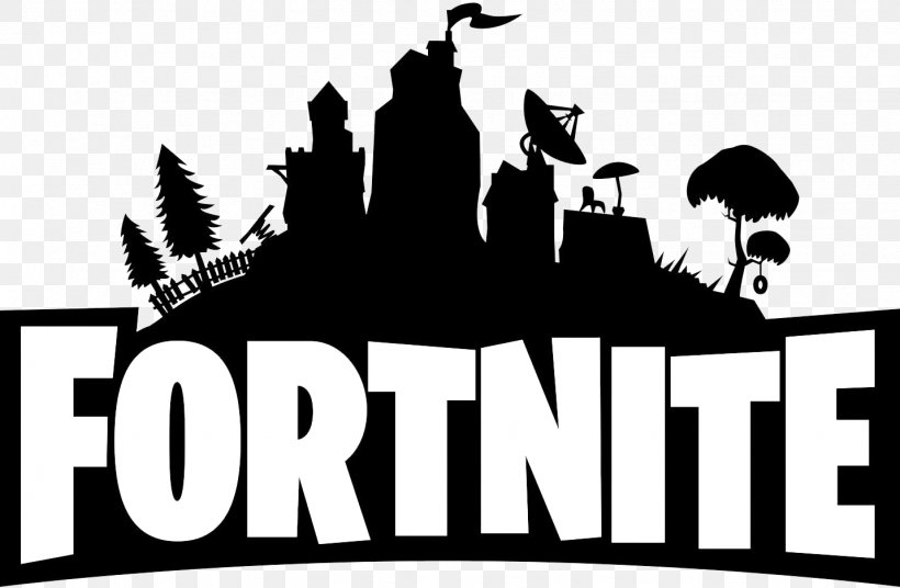 Fortnite Video Games Logo Image Battle Royale Game, PNG, 1432x937px, Fortnite, Battle Royale Game, Birthday, Blackandwhite, Brand Download Free