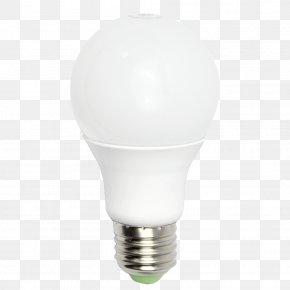 LED - Lighting Incandescent Light Bulb Light-emitting Diode LED Lamp PNG