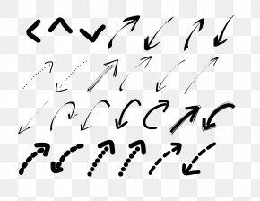 Web Design - Web Design Arrow Typography Typeface Font PNG