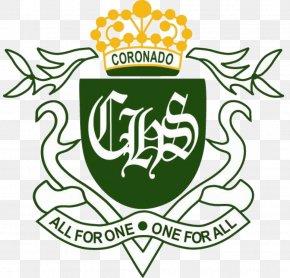 School Logo - Coronado High School National Secondary School Middle School PNG