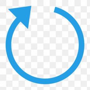 Logo Symbol - Turquoise Circle Aqua Line Font PNG