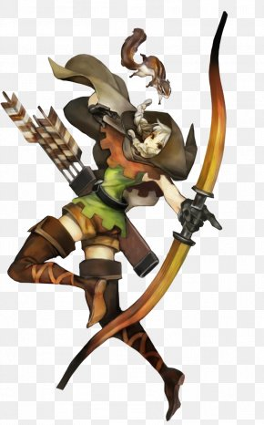 Classical Characters - Dragon's Crown PlayStation 4 PlayStation 3 Elf Video Game PNG