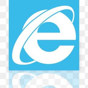 Windows Explorer - Internet Explorer Web Browser Metro PNG