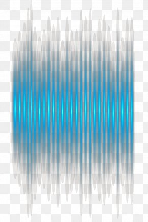 Dream Blue Halo - Structure Angle Pattern PNG