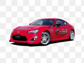 Car - Toyota 86 Mid-size Car Motor Vehicle PNG