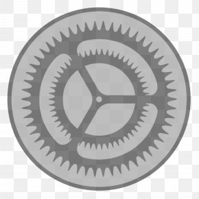 System Preferences - Wheel Circle Hardware Accessory Clutch Part Font PNG
