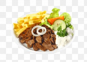 Chiken Kebab - Barbecue French Fries Asado Pizza Chicken Nugget PNG