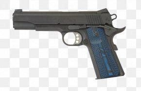Handgun - Colt's Manufacturing Company .38 Super M1911 Pistol .45 ACP PNG