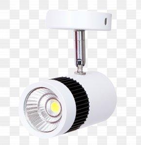 Led Stage Lighting Spotlights - Lighting LED Lamp Light-emitting Diode Light Fixture PNG