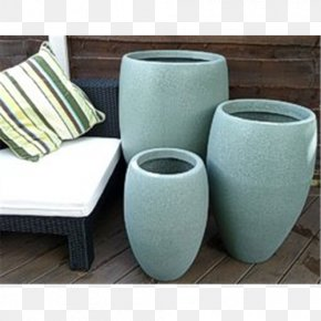 Tapered Circle - Flowerpot Plastic Ceramic Table Furniture PNG