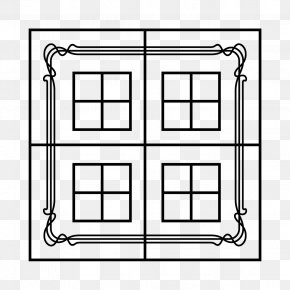 Field Box Window - Window Picture Frame Drawing PNG