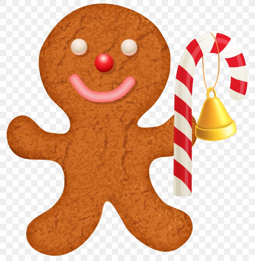 Gingerbread House Pryanik Lebkuchen Clip Art, PNG, 6008x6156px, Gingerbread, Candy Cane, Christmas, Christmas Ornament, Food Download Free