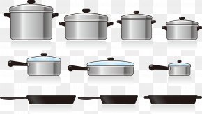 Kitchen - Kitchen Utensil Cookware And Bakeware Kitchenware PNG
