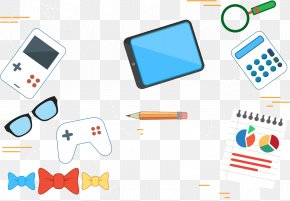 Vector Ipad Game - Euclidean Vector Icon PNG
