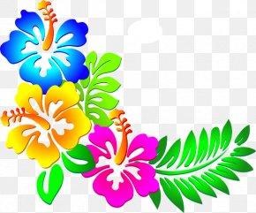 Flower Border - Flower Clip Art PNG
