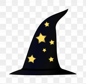 Wizard Dog Cliparts - Magician Witch Hat Clip Art PNG