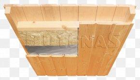 Roll - Sauna Dachdeckung Wood Shingle Log House Tongue And Groove PNG