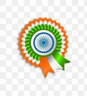 Independence Day - Flag Of India Clip Art PNG